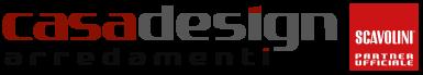 CasaDesign Arredamenti Cattolica San Giovanni Logo